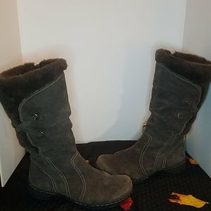 Bass Denver Style Ladies Boots Size 9